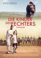 Miekkailija - German Movie Poster (xs thumbnail)