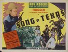 Song of Texas - Movie Poster (xs thumbnail)
