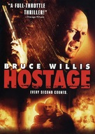 Hostage - DVD cover (xs thumbnail)