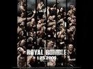 WWE Royal Rumble - Movie Poster (xs thumbnail)