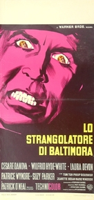 Chamber of Horrors - Italian Movie Poster (xs thumbnail)