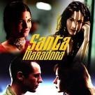 Santa Maradona - Italian Movie Poster (xs thumbnail)