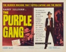 The Purple Gang - Movie Poster (xs thumbnail)