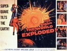 The Night the World Exploded - Movie Poster (xs thumbnail)