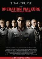 Valkyrie - German Movie Poster (xs thumbnail)