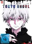 """Tokyo Ghoul"" - German DVD cover (xs thumbnail)"
