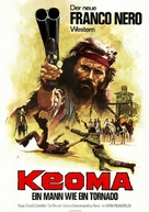 Keoma - German Movie Poster (xs thumbnail)
