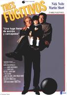 Three Fugitives - Spanish Movie Poster (xs thumbnail)