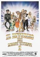 Return of the Living Dead Part II - Italian Movie Poster (xs thumbnail)