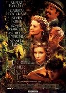 A Midsummer Night's Dream - German Movie Poster (xs thumbnail)