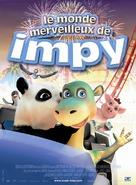 Urmel voll in Fahrt - French Movie Poster (xs thumbnail)