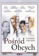 Between Strangers - Polish Movie Cover (xs thumbnail)