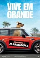 Marmaduke - Portuguese Movie Poster (xs thumbnail)