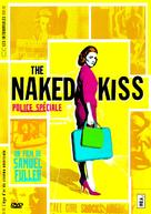 The Naked Kiss - French DVD cover (xs thumbnail)
