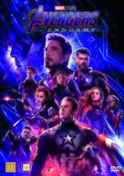 Avengers: Endgame - Danish DVD cover (xs thumbnail)