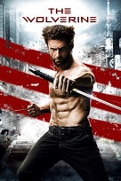 The Wolverine - DVD cover (xs thumbnail)