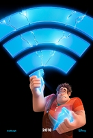 Ralph Breaks the Internet - Argentinian Movie Poster (xs thumbnail)
