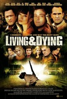 Living & Dying - Movie Poster (xs thumbnail)