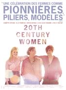20th Century Women - French Movie Poster (xs thumbnail)