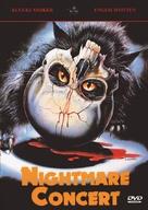 Un gatto nel cervello - German DVD cover (xs thumbnail)
