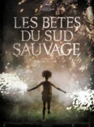 Beasts of the Southern Wild - French Movie Poster (xs thumbnail)