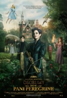 Miss Peregrine's Home for Peculiar Children - Polish Movie Poster (xs thumbnail)