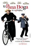 U Pana Boga w ogródku - Polish Movie Poster (xs thumbnail)