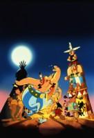 Asterix in Amerika - Key art (xs thumbnail)