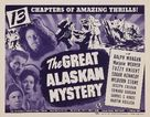 The Great Alaskan Mystery - Movie Poster (xs thumbnail)