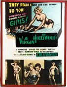 A Virgin in Hollywood - Movie Poster (xs thumbnail)