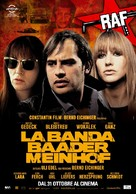 Der Baader Meinhof Komplex - Italian Movie Poster (xs thumbnail)
