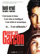About a Boy - French Movie Poster (xs thumbnail)