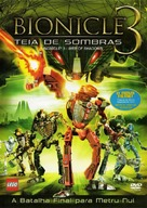 Bionicle 3: Web of Shadows - Brazilian Movie Cover (xs thumbnail)