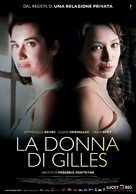 Femme de Gilles, La - Italian poster (xs thumbnail)