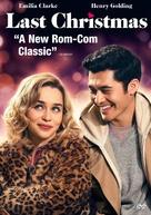 Last Christmas - DVD movie cover (xs thumbnail)