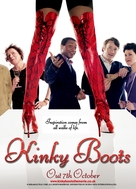 Kinky Boots - poster (xs thumbnail)