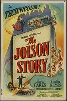 The Jolson Story - Movie Poster (xs thumbnail)