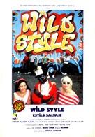 Wild Style - Spanish Movie Poster (xs thumbnail)