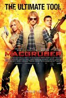 MacGruber - Movie Poster (xs thumbnail)