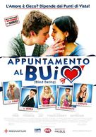 Blind Dating - Italian Movie Poster (xs thumbnail)