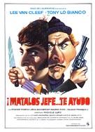 Dio, sei proprio un padreterno! - Spanish Movie Poster (xs thumbnail)