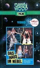 Mansión de la niebla, La - German VHS movie cover (xs thumbnail)