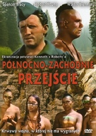 Northwest Passage - Polish Movie Cover (xs thumbnail)