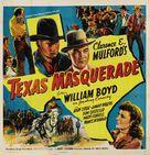 Texas Masquerade - Movie Poster (xs thumbnail)