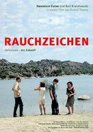 Rauchzeichen - German poster (xs thumbnail)
