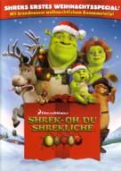 Shrek the Halls - German Movie Cover (xs thumbnail)