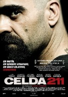 Celda 211 - Colombian Movie Poster (xs thumbnail)