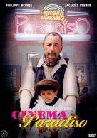 Nuovo cinema Paradiso - Norwegian Movie Cover (xs thumbnail)