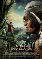 Jack the Giant Slayer - Spanish Movie Poster (xs thumbnail)