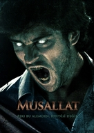 Musallat - Turkish poster (xs thumbnail)